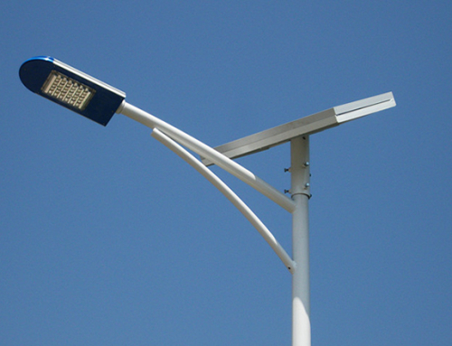 The application of Solar LED lights