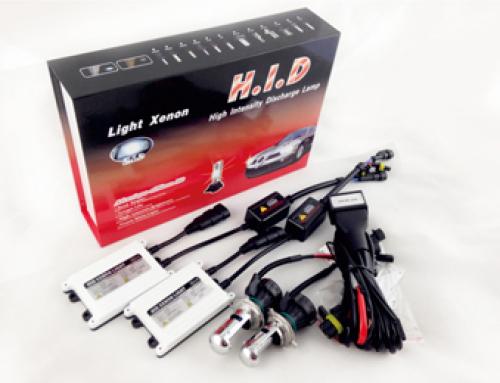 AC 12V 55W Bi-xenon Kit