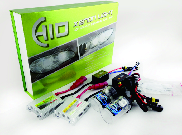 AC 12V35W DOUBLE BEAM KIT