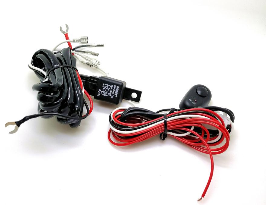 Fog light wire harness 1-1